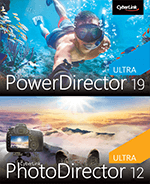 PowerDirector + PhotoDirector Verkaufsbox