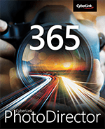 PhotoDirector 365 Verkaufsbox
