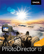 PhotoDirector 12 Ultra Verkaufsbox
