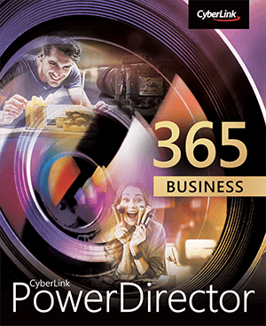 PowerDirector 365 Business - Wirkungsvolle Marketing-Videos für Ihr Business
