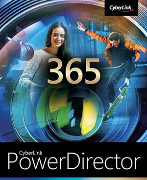 PowerDirector 365 - Videobearbeitung für Projekte jeder Art.