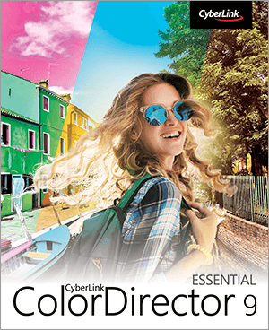 ColorDirector 9: Color Grading Software