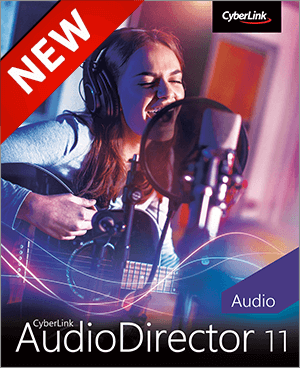 AudioDirector 11: Music and Audio Editing Software