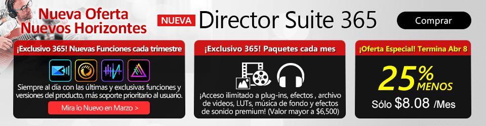 Director Suite 365