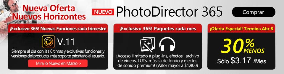 PhotoDirector 365