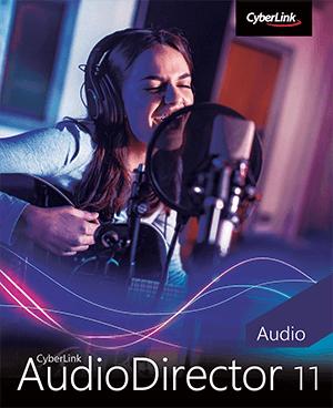 AudioDirector 11: Software para Edición de Música y Audio
