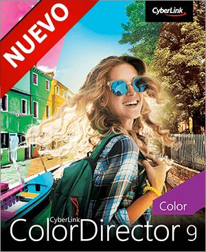 ColorDirector 9: Software de Gradación de Color