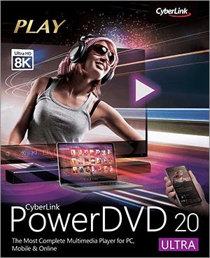 PowerDVD 20