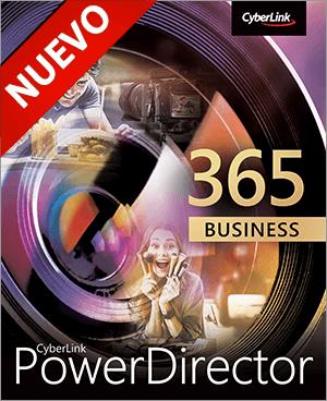 PowerDirector 365 Business - Poderosos Video Marketing para Negocios