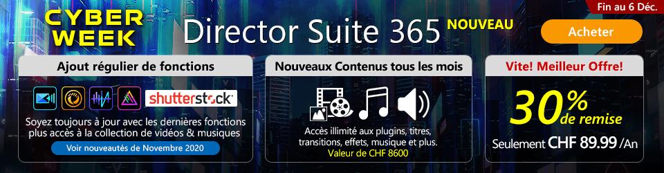 NOUVEAU Director Suite 365