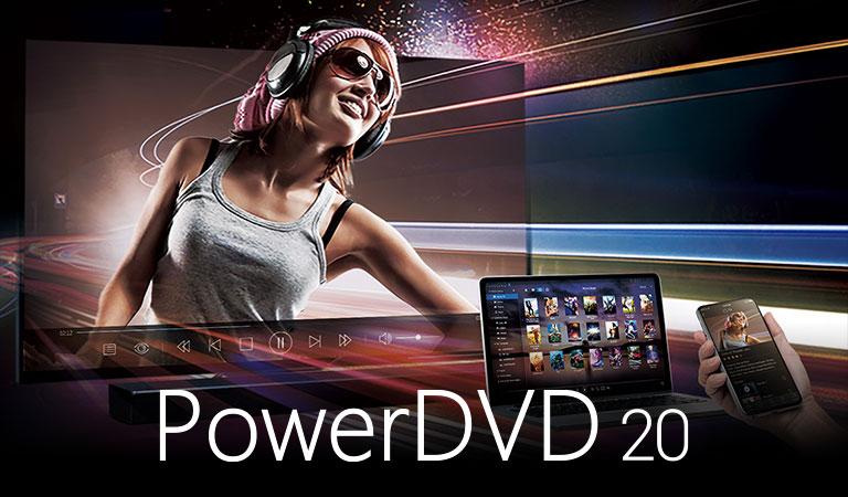 PowerDVD – Lecteur multimédia 4K gratuit pour Windows   CyberLink