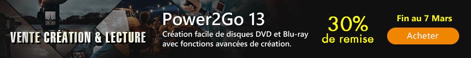 Power2Go 13 Platinum