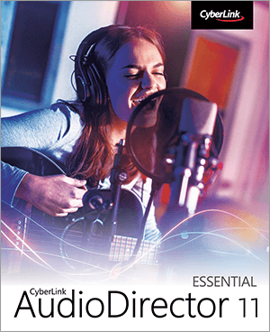 AudioDirector 11: Software di Montaggio Audio e Musica