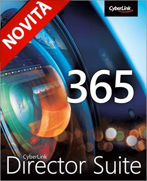 Director Suite 365: Collezione Completa di Montaggio Video-Fotografico e Audio per Professionisti della Creatività