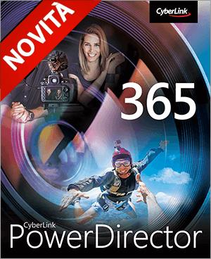 PowerDirector 365: il Miglior Software di Montaggio Video per Windows