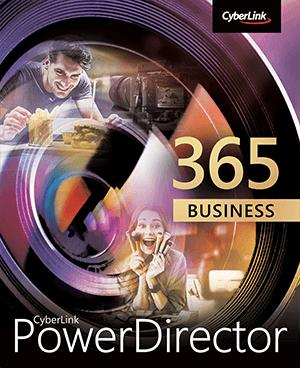 PowerDirector 365 ビジネス - ビジネス向けビデオ編集ソフト