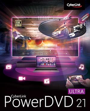 PowerDVD 21